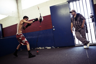 LAS VEGAS BOXING GYM / Loox  2012