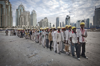 MODERN SLAVES OF DUBAI / Playboy 2009