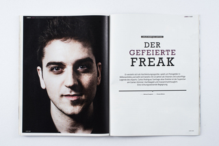 DETROIT - HUSTELIN` HARDER / SZ-Magazin  2011
